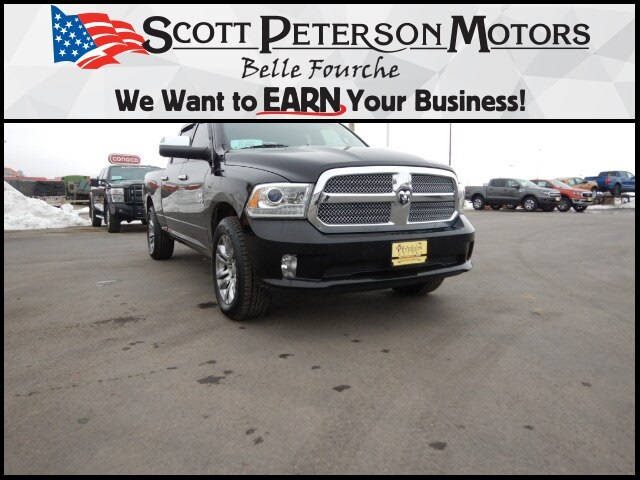 Pre-Owned 2014 RAM 1500 Limited