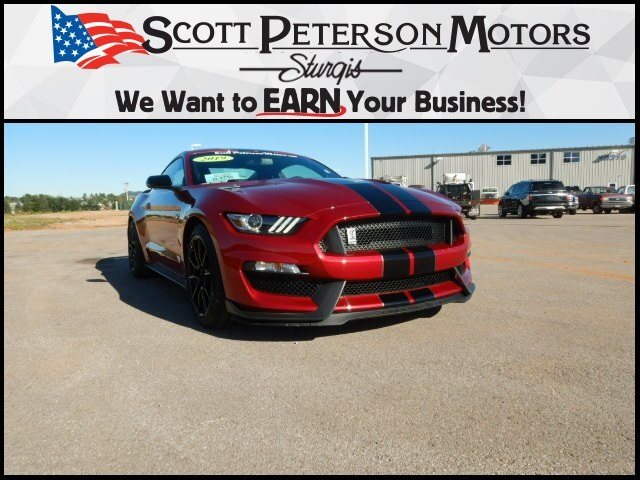 New 2019 Ford Shelby GT350