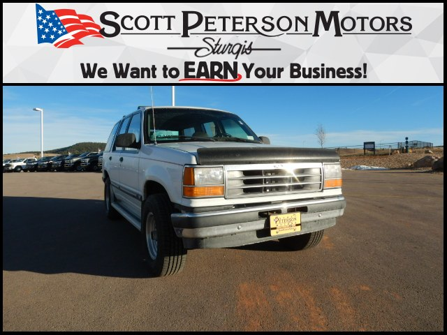 Pre-Owned 1991 Ford Explorer XL