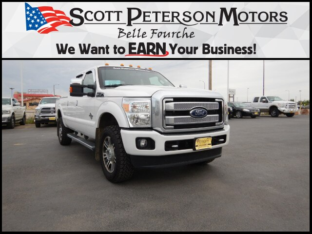 Pre-Owned 2016 Ford F-250 Platinum