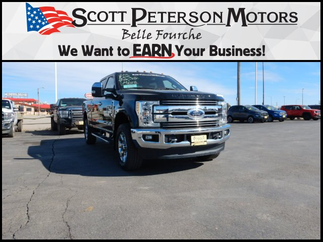 Pre-Owned 2017 Ford F-250 Lariat