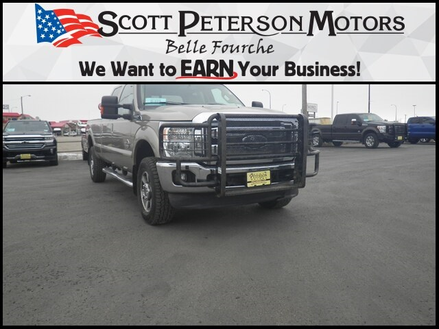 Pre-Owned 2012 Ford F-350 Lariat