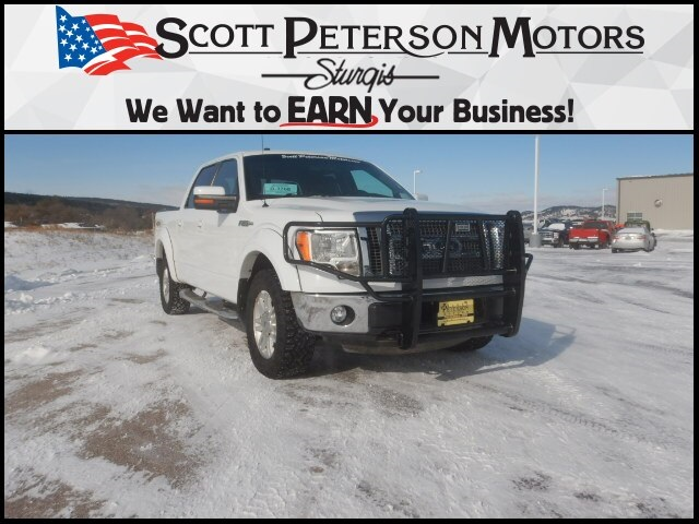 Pre-Owned 2012 Ford F-150 Lariat