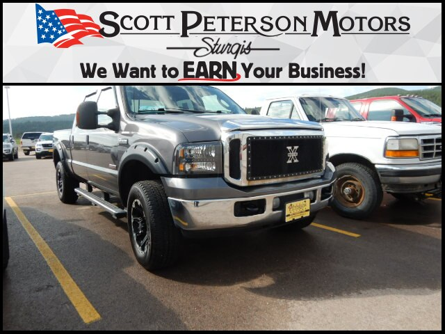 Pre-Owned 2006 Ford F-250 XLT