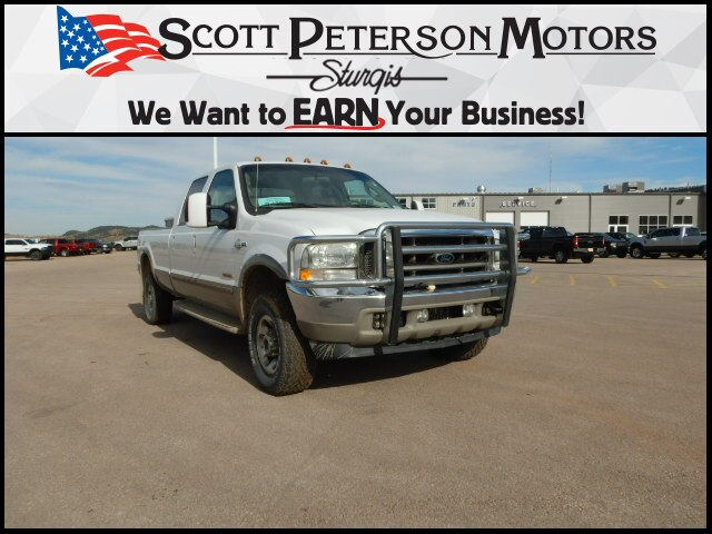 Pre-Owned 2004 Ford F-350 King Ranch