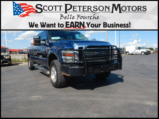 Pre-Owned 2008 Ford F-350 XLT