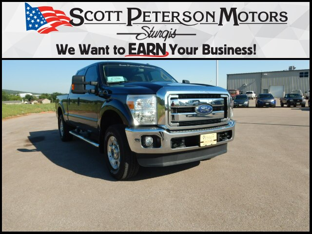 Pre-Owned 2015 FORD F250 XLT