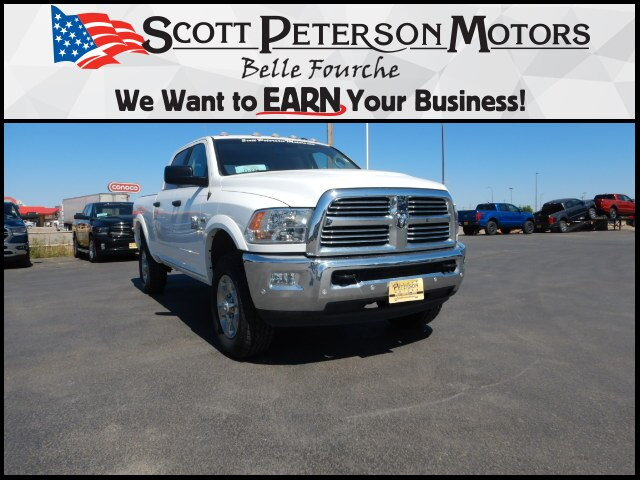 Pre-Owned 2017 RAM 2500 Outdoorsman