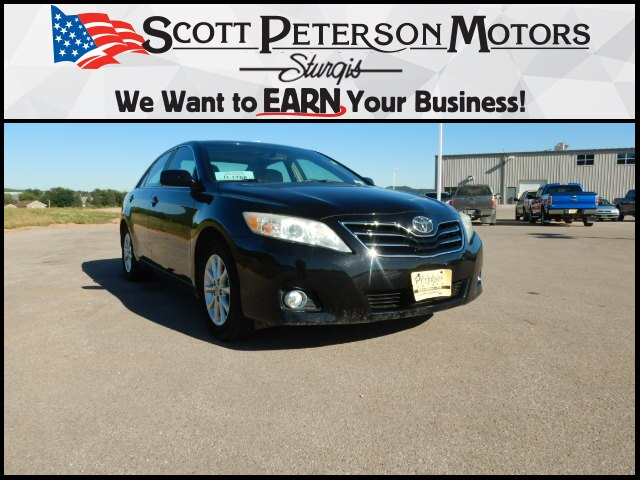 Pre-Owned 2011 Toyota Camry XLE