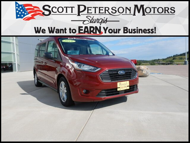 New 2019 Ford Transit Connect XLT w/Rear Liftgate