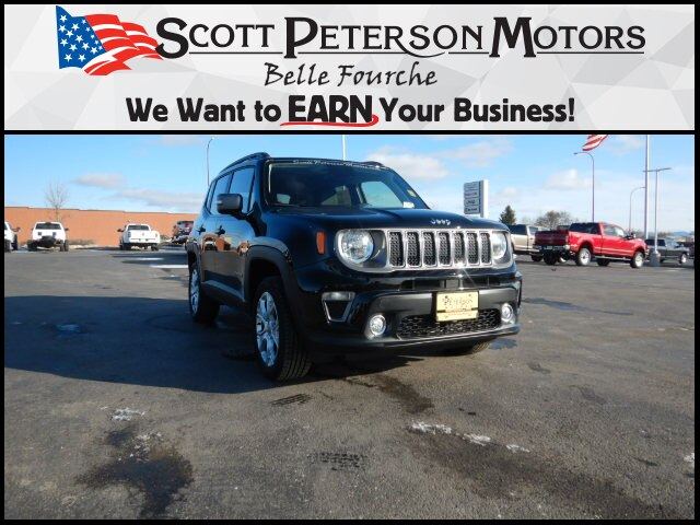 Pre-Owned 2019 Jeep Renegade Limited