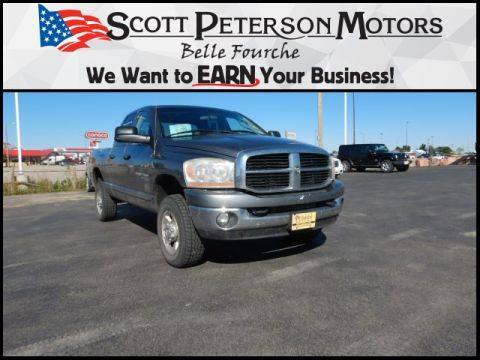 Pre-Owned 2006 Dodge Ram 2500 Big Horn