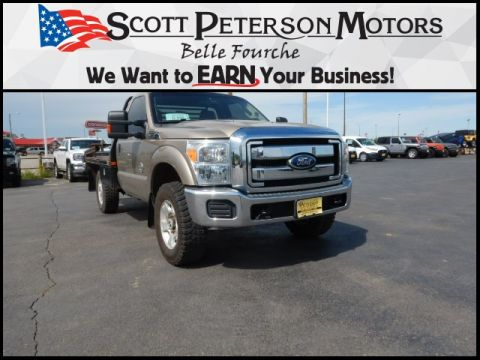 Pre-Owned 2011 Ford F-350 XL
