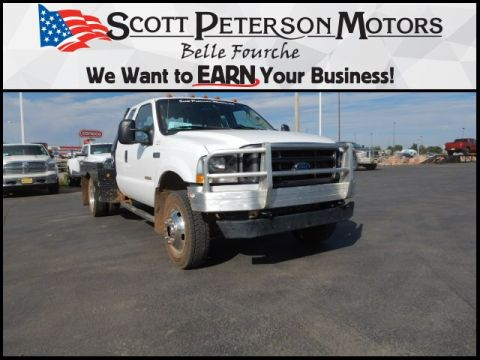 Pre-Owned 2004 Ford F-450 XL