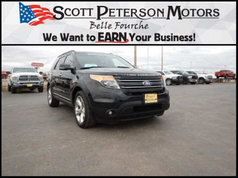 Pre-Owned 2011 Ford Explorer Limited