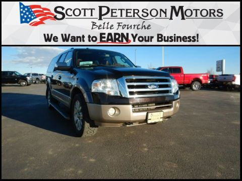 Pre-Owned 2013 Ford Expedition EL King Ranch