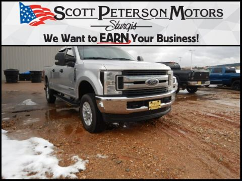 Pre-Owned 2017 Ford F-250 XL