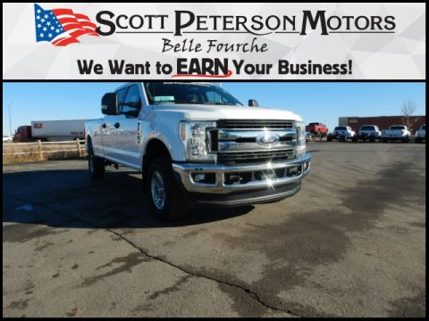 Pre-Owned 2017 Ford F-350 XLT