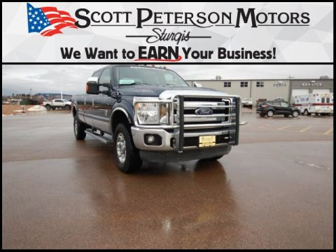 Pre-Owned 2015 Ford F-350 XLT