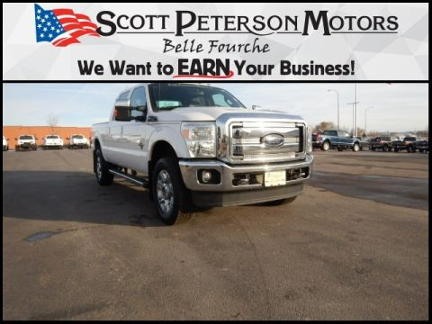 Pre-Owned 2014 Ford F-350 Lariat