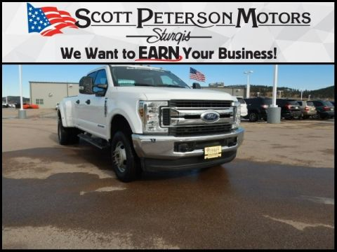 Pre-Owned 2019 Ford F-350 XLT
