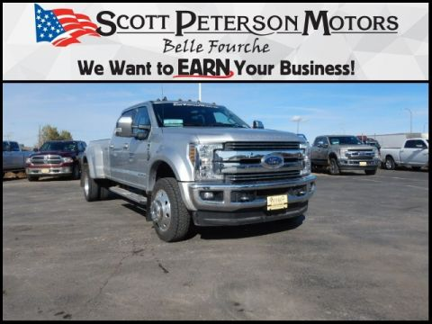 Pre-Owned 2019 Ford F-450 Lariat