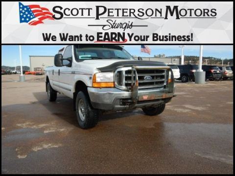 Pre-Owned 2000 Ford F-250 XLT