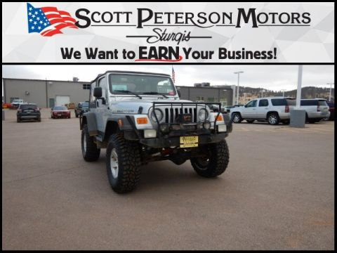 Pre-Owned 2005 Jeep Wrangler Rubicon